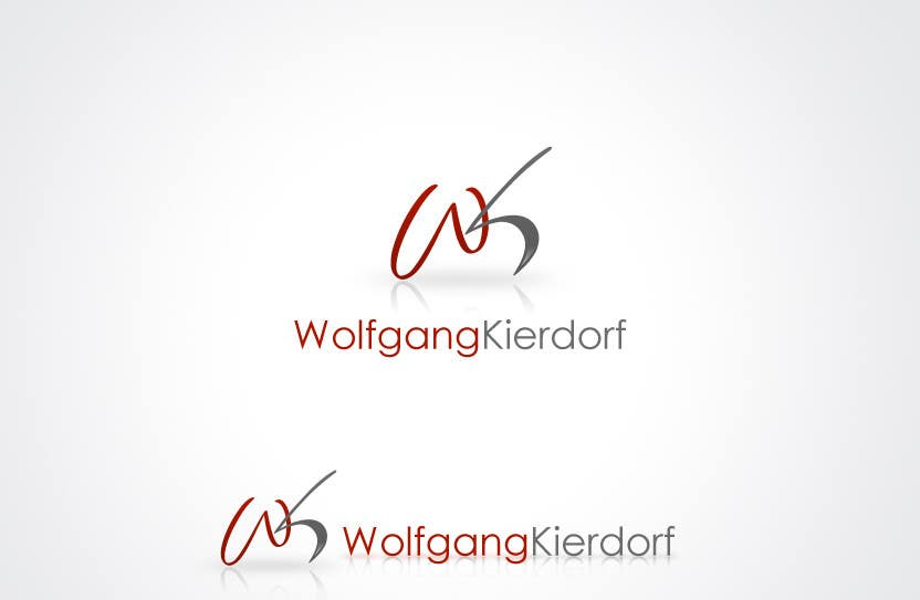 Proposition n°                                        123                                      du concours                                         Logo Design for Personal Brand Logo: Wolfgang Kierdorf