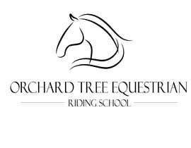 Nro 11 kilpailuun Riding School Logo käyttäjältä PolinaBalabaeva