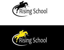 Nro 3 kilpailuun Riding School Logo käyttäjältä NirobAlim