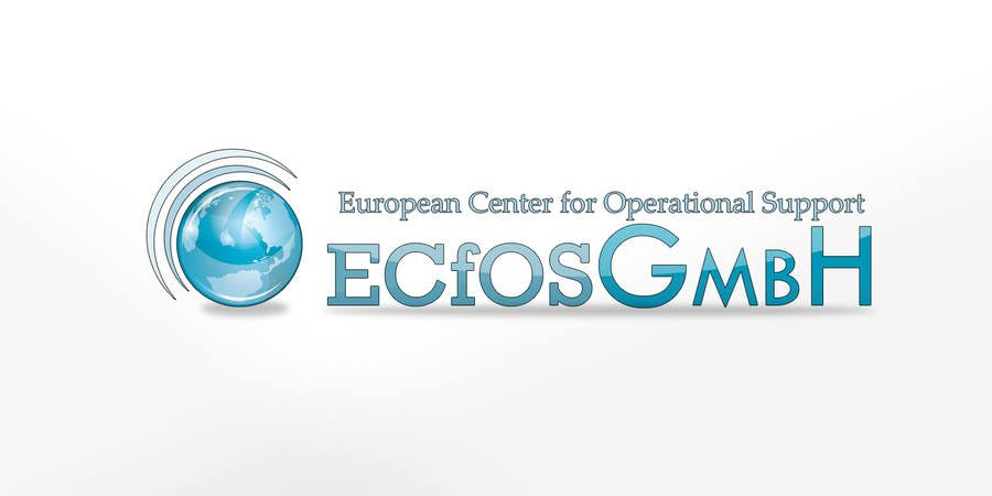 #9 for Logo Design for ECfOS GmbH by Vorksi