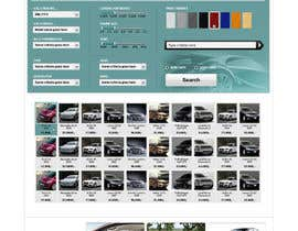 #43 para Website Design for Bavaria KBH (Car Leasing + Finansing website) por solidussnake