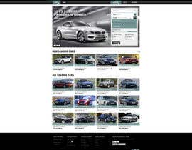 #52 para Website Design for Bavaria KBH (Car Leasing + Finansing website) por creator9