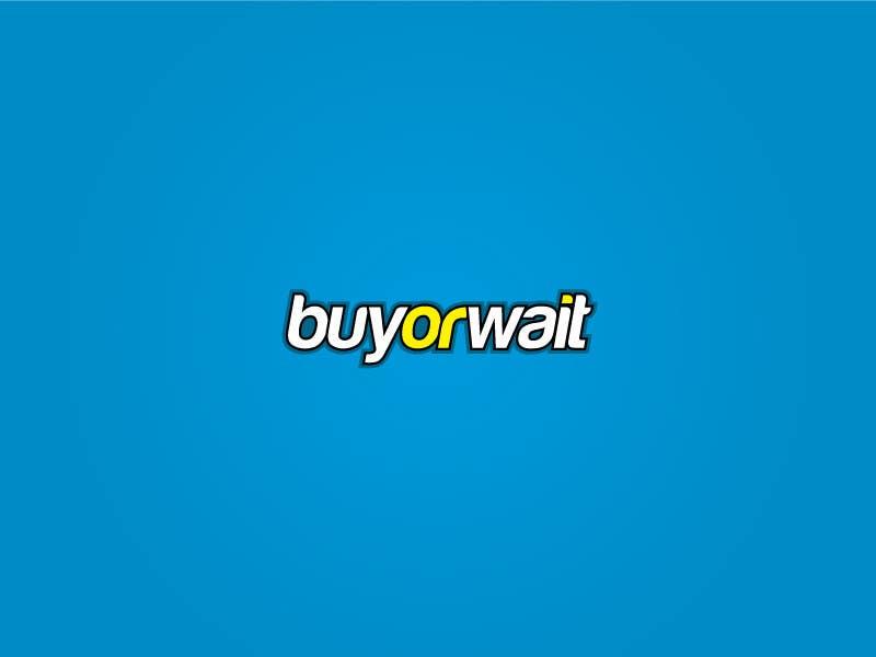 #1203 for Logo Design for BuyOrWait by GDesignGe