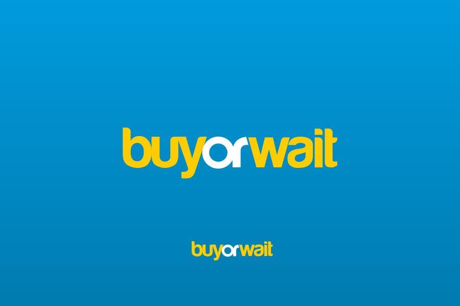 Kilpailutyö #772 kilpailussa Logo Design for BuyOrWait