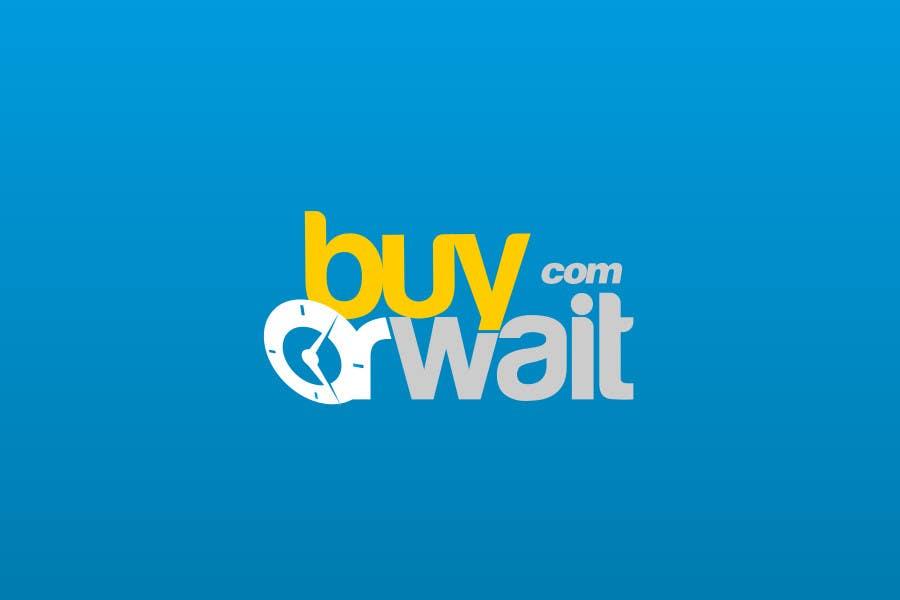Kilpailutyö #138 kilpailussa Logo Design for BuyOrWait