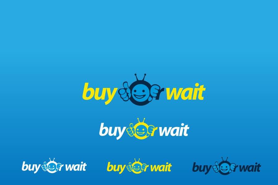 #1109 for Logo Design for BuyOrWait by jijimontchavara