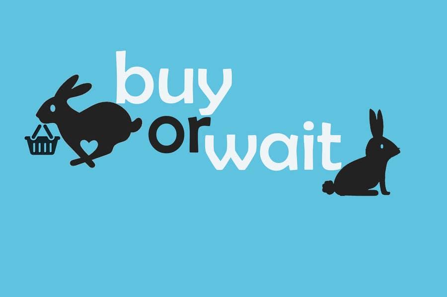 Конкурсная заявка №1407 для Logo Design for BuyOrWait
