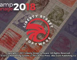 Nro 7 kilpailuun Splash Screen For Our Stamp Collecting Software käyttäjältä irisdesign