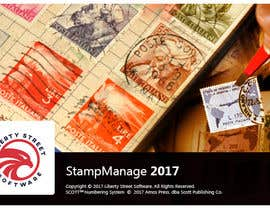 #28 for Splash Screen For Our Stamp Collecting Software by Ashleyperez