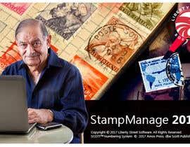 Nro 35 kilpailuun Splash Screen For Our Stamp Collecting Software käyttäjältä Ashleyperez