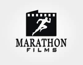 Nro 83 kilpailuun Design a Logo for Marathon Films käyttäjältä mahmoud0khaled