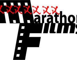 Nro 78 kilpailuun Design a Logo for Marathon Films käyttäjältä GStroke