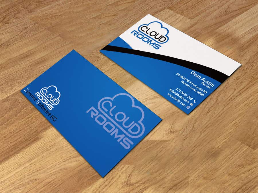 Entry #83 by sujan18 for Create business card design | Freelancer