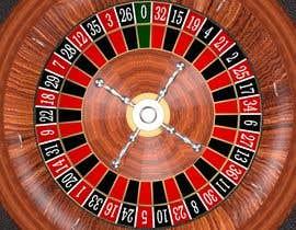 DanielJ2511 tarafından Diseño de shapes Mesa de ruleta para juego için no 14