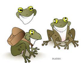 #20 para Help us create a FROG that will be our MAIN CHARACTER for new KIDS ipod app. por rolandhuse