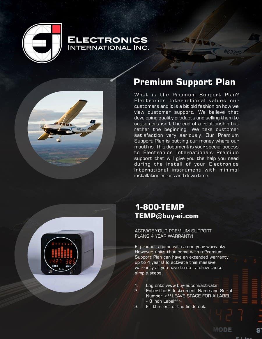 Inscrição nº                                         37                                      do Concurso para                                         Flyer Design for Electronics International