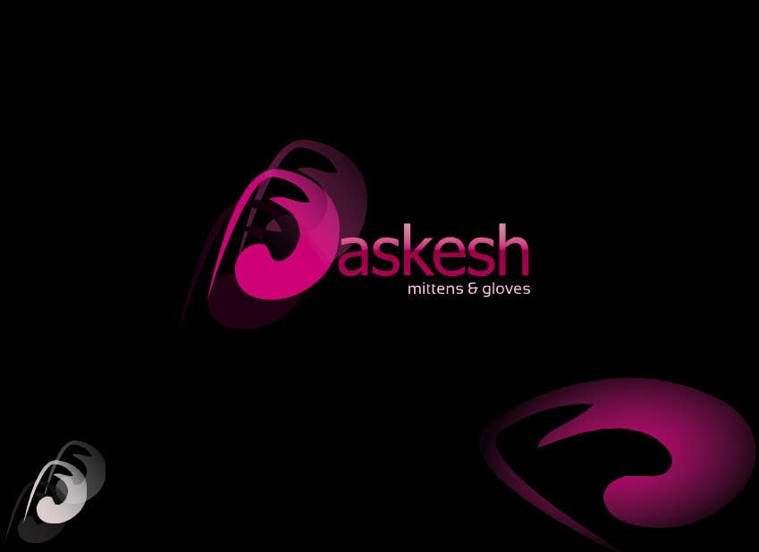 Proposition n°                                        26                                      du concours                                         Logo Design for Daskesh Clothing company, specifically for gloves/mittens