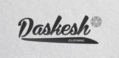 Konkurrenceindlæg #                                        4                                      for                                         Logo Design for Daskesh Clothing company, specifically for gloves/mittens