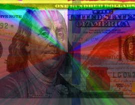 #21 for Create High Quality and Very Colorful Artwork of a $100 Dollar US Bill af pinky2017