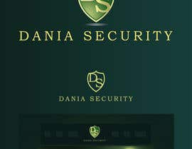 nº 200 pour Logo Design for Dania Security par caesar88caesar