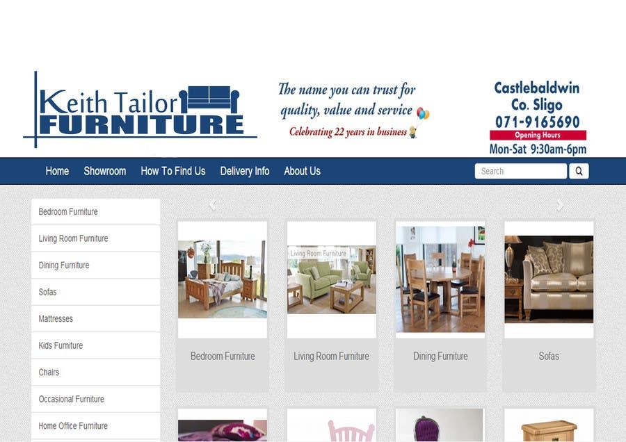 Inscrição nº                                         40                                      do Concurso para                                         Design a Logo for Furniture Store