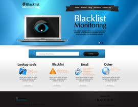 nº 59 pour Website Design for Global eBusiness Solutions, Inc. (Blacklist Monitoring Website) par SadunKodagoda