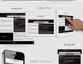#45 untuk Website Design for Global eBusiness Solutions, Inc. (Blacklist Monitoring Website) oleh hipnotyka