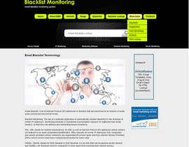 nº 46 pour Website Design for Global eBusiness Solutions, Inc. (Blacklist Monitoring Website) par robertlopezjr