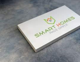 #258 cho Design a Logo - Smart Homes Made Simple bởi SGDB020