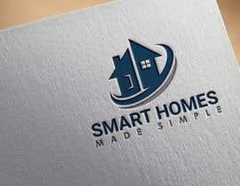 #261 cho Design a Logo - Smart Homes Made Simple bởi deniel4682