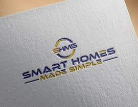 #94 cho Design a Logo - Smart Homes Made Simple bởi bmmizan