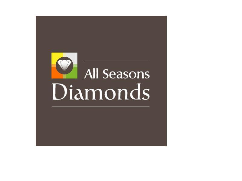 Zgłoszenie konkursowe o numerze #36 do konkursu o nazwie Logo Design for All Seasons Diamonds