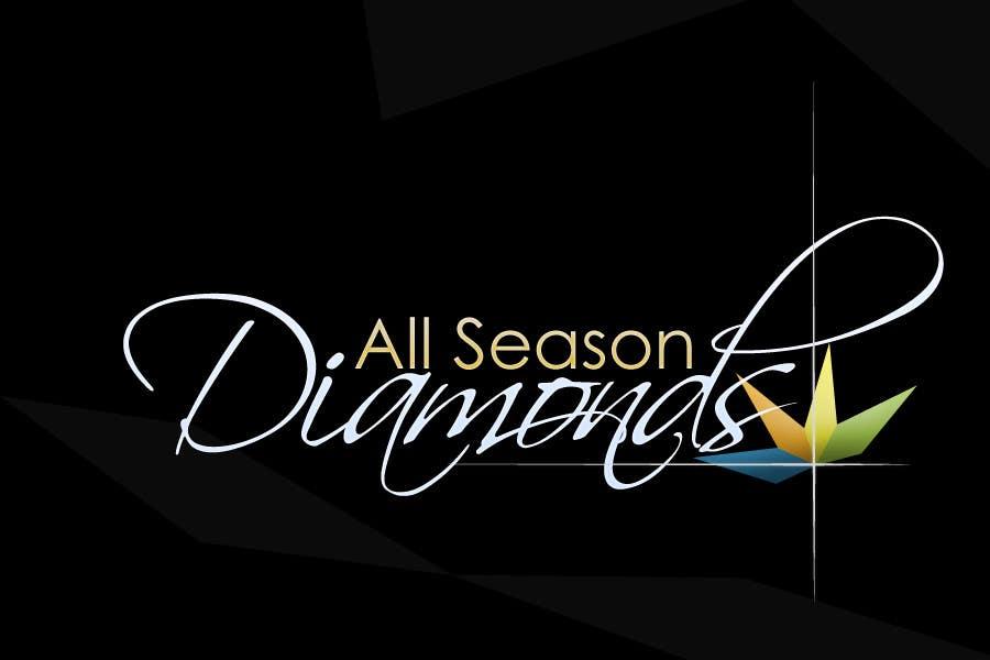 Zgłoszenie konkursowe o numerze #244 do konkursu o nazwie Logo Design for All Seasons Diamonds