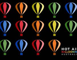 nº 135 pour Logo Design for Hot Air Ballooning Australia par benpics