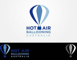 nº 14 pour Logo Design for Hot Air Ballooning Australia par benpics