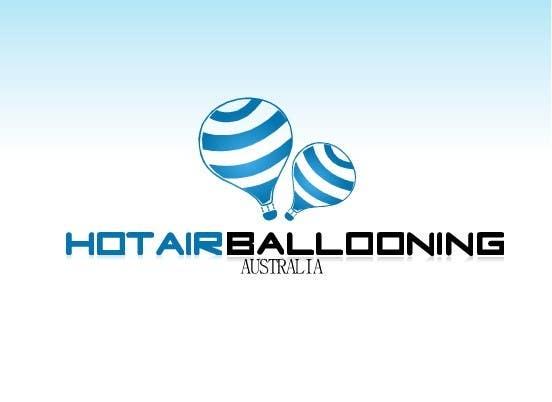 Penyertaan Peraduan #                                        6                                      untuk                                         Logo Design for Hot Air Ballooning Australia