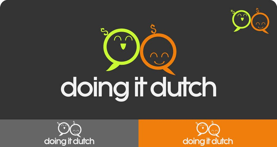 Contest Entry #281 for Logo Design for Doing It Dutch Ltd
