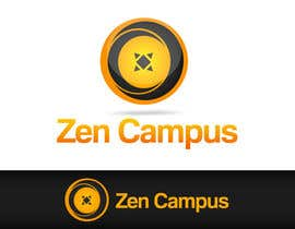 Jevangood tarafından Logo Design for The Zen Campus için no 109