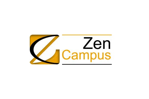 #112 for Logo Design for The Zen Campus by sukeshhoogan
