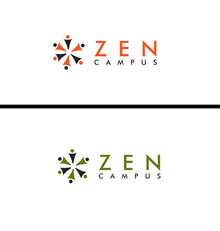 #85 for Logo Design for The Zen Campus by gfxbucket