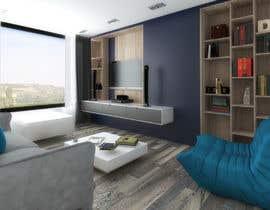 Nro 50 kilpailuun Kitchen & Living room Interior Design käyttäjältä rcastillo1987