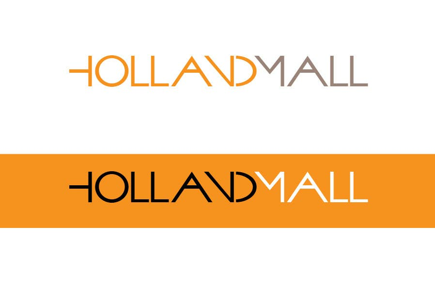 #120 for Logo Design for HollandMall by Noc3