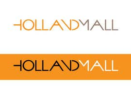 #120 para Logo Design for HollandMall por Noc3