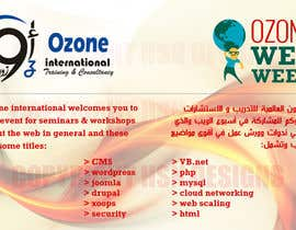 #16 untuk Graphic Design for a training company (specific event (Ozone web week)) oleh hsnz