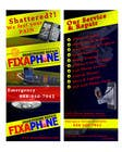 Contest Entry #12 for Graphic Design Flyer for Fix A Phone