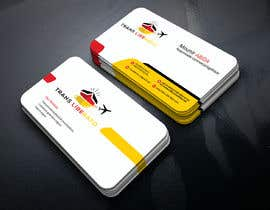 #125 for Design a Business Cards using this logo and information :1 af Sonia7452
