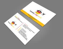 Habib2858 tarafından Design a Business Cards using this logo and information :1 için no 90