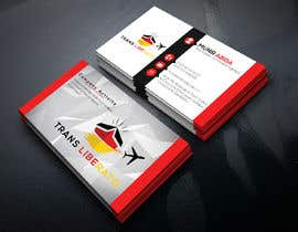 riyad024 tarafından Design a Business Cards using this logo and information :1 için no 129