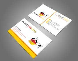 shohan33 tarafından Design a Business Cards using this logo and information :1 için no 110