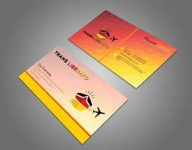 shohan33 tarafından Design a Business Cards using this logo and information :1 için no 115